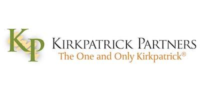 Kirkpatrick Four Levels® Evaluation Certification Program - Silver Level