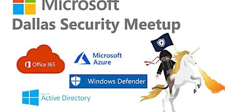 Houston Microsoft Security Meetup tickets