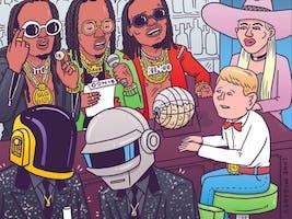 Bad 'n' Boozy Brunch Bingo - Presented by RNR Flea