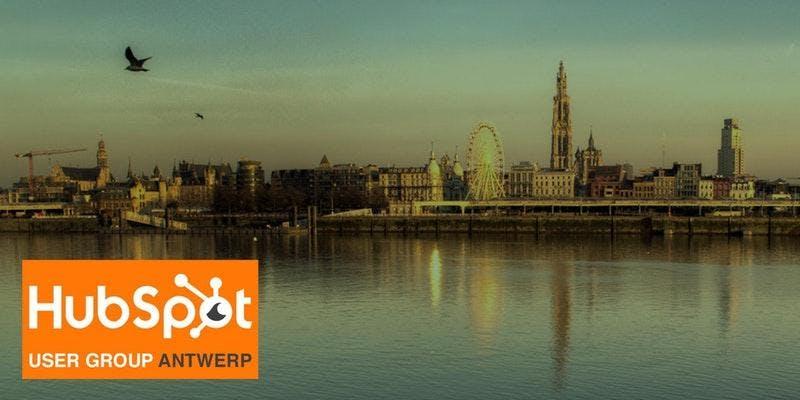 HubSpot User Group Antwerp op 17 oktober