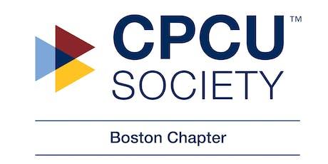 Boston CPCU Volunteer Event - Gr. Boston Food Bank tickets