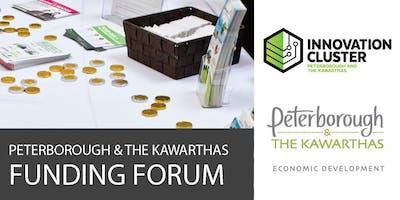 Peterborough & the Kawarthas Funding Forum 2018