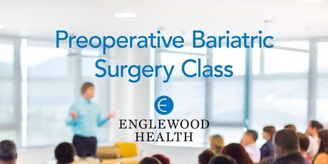 Preoperative Bariatric Surgery Class tickets