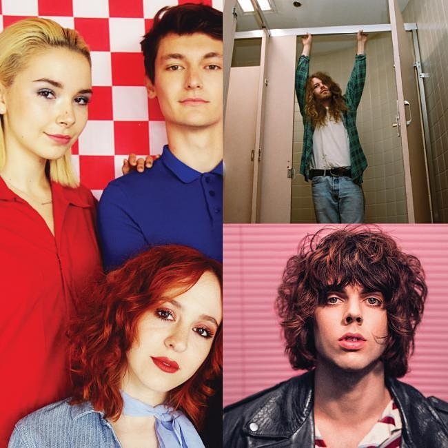 Advanced Placement Tour feat. The Regrettes/Welles/Micky James