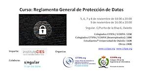 Curso: Reglamento General de Protección de Datos