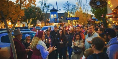 VIP Candlelight Tour of Solvang