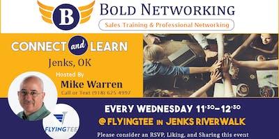 Jenks, OK : Connect & Learn