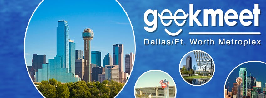 GeekMeet Dallas October Meetup - Londoner Add