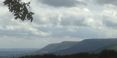 Tour On The Black Hill, Brecon Beacons