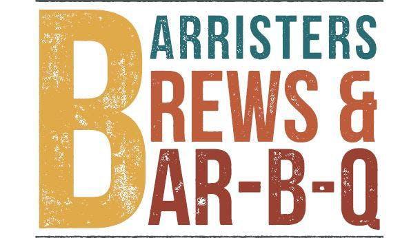 Barristers, Brews & BAR-B-Q 2018