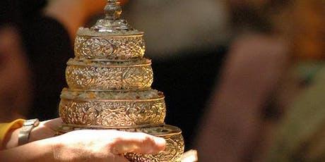 Guru Yoga & Mandala Offering Retreat - Pt. 2 tickets