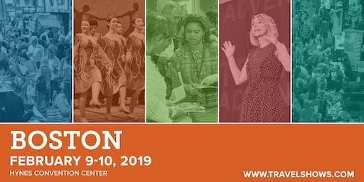 2019波士顿旅游与探险展