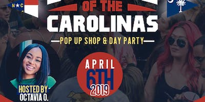 BATTLE OF THE CAROLINAS MEGA DAY PARTY & NETWORKING MIXER
