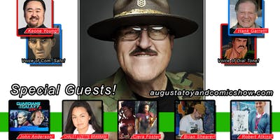 Augusta Toy and Comic Show Featuring JOEFEST