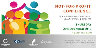 NOT-FOR-PROFIT CONFERENCE