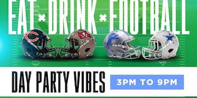 DayLitDallas Presents SundayFunday NFL Watch Party HQs