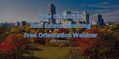 Wholesaling Real Estate in Arkansas - Webinar