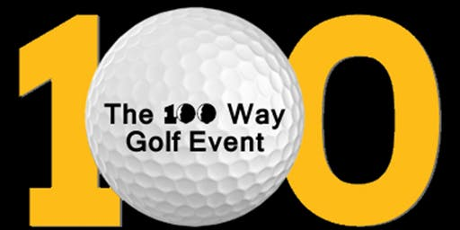 4th Annual 100Way Golf Event Mentee Registration
