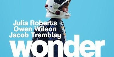 """BCYF proudly presents - BBQ & Family Movie Night - \""""WONDER\"""" - Geelong"""