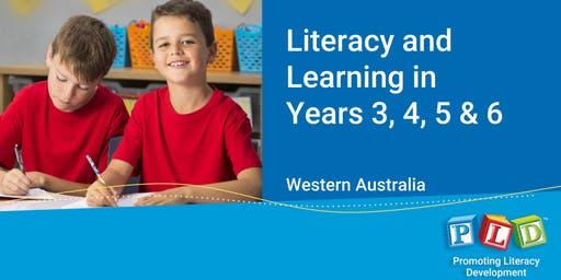 Literacy and Learning in Years 3 to 6 November 2019