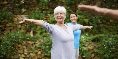 "VIC State Meeting + ""65+ and Gorgeous\"" Teaching Yoga to Seniors Workshop"