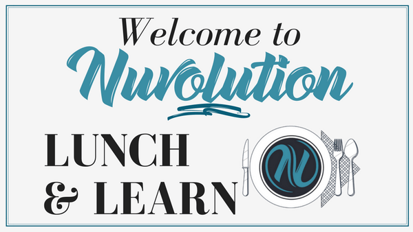 Nuvolution Lunch & Learn - June 21