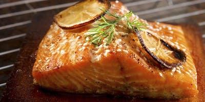 Mini Corso Gratuito - Cottura del pesce al Barbecue