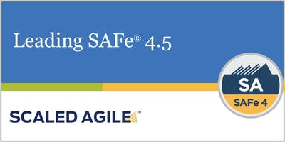 Leading SAFe with SA Certification | Agile Training
