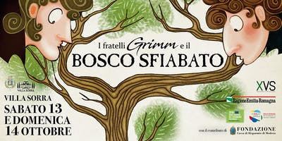 I Fratelli Grimm e il Bosco Sfiabato