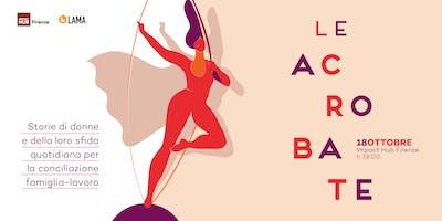 Le Acrobate - Storie di donne e della loro sfida quotidiana