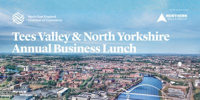 Chamber Tees Valley & N. Yorkshire Annual Business Lunch