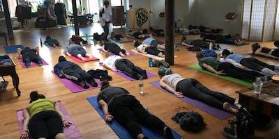 Beginners Ganja Yoga