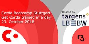 Corda Bootcamp Stuttgart