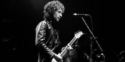 Undercoversessie: Bob Dylan • Roepaen Podium