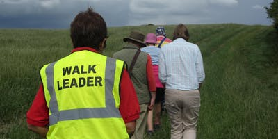 Walk Leader Training Course - Dewsbury Customer Service Centre