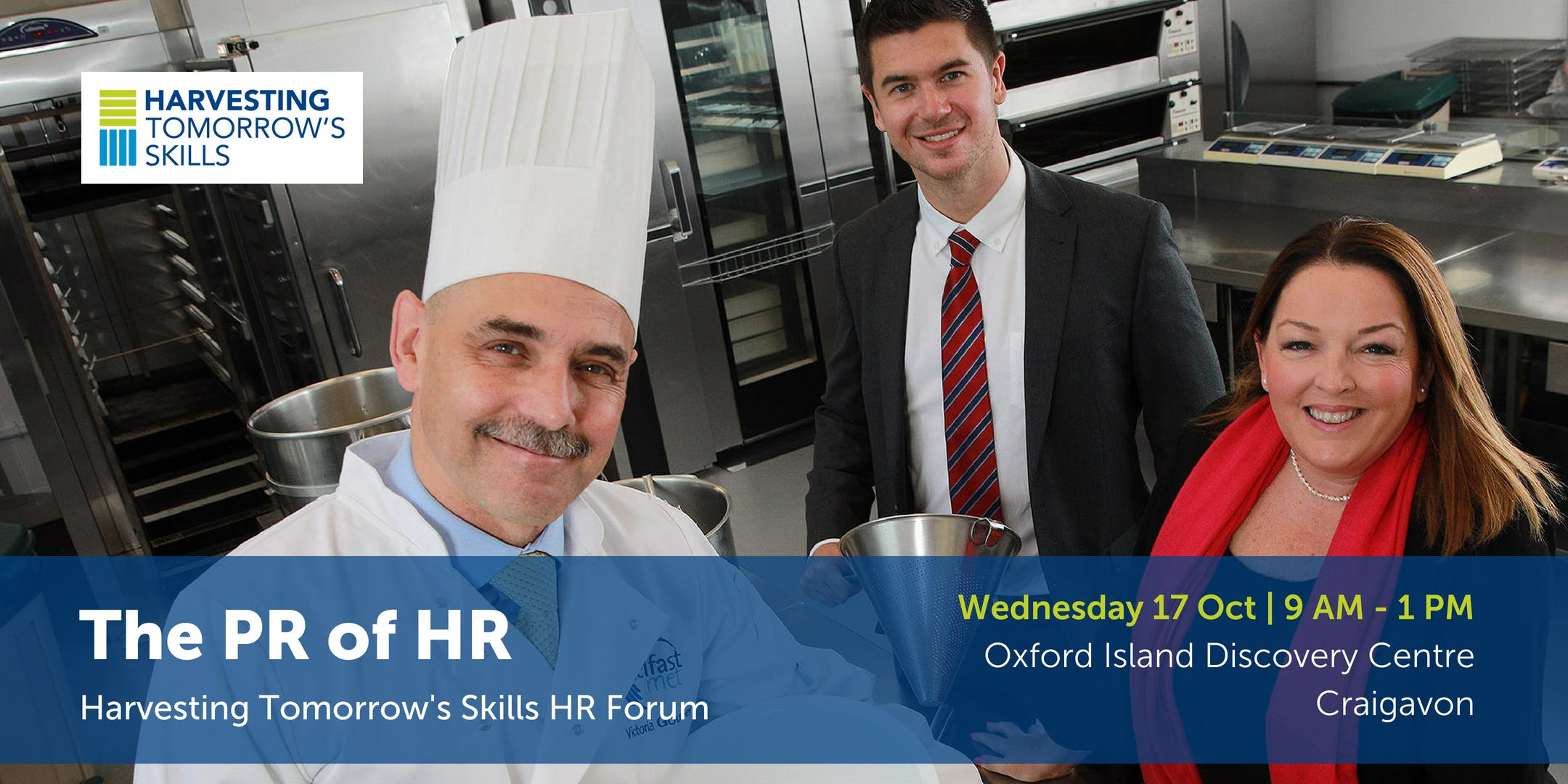 Harvesting Tomorrow's Skills HR Forum