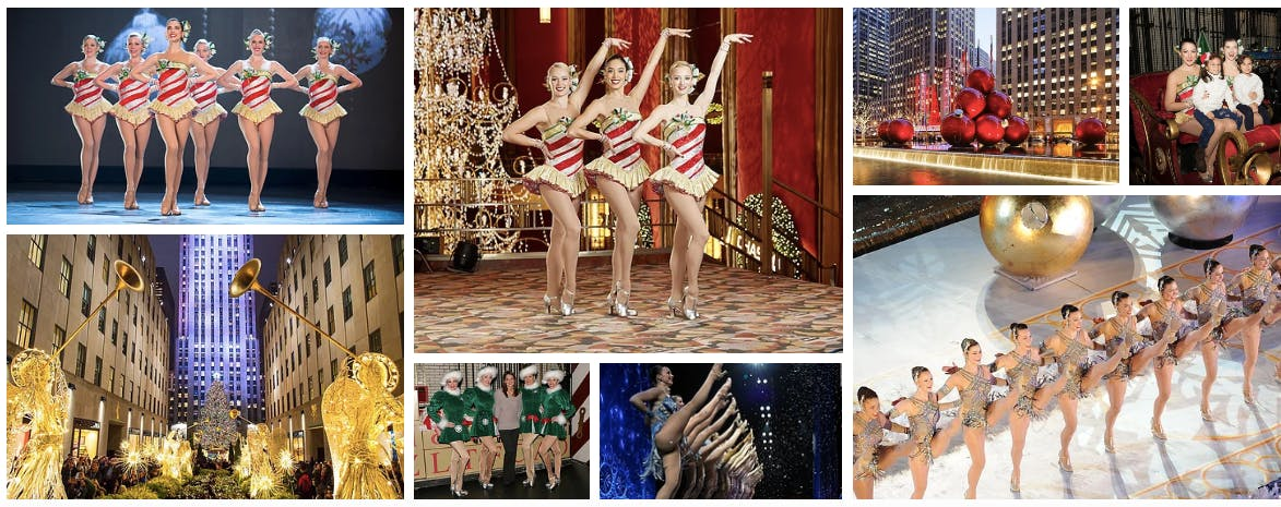VIP ROCKETTE INSIDER EXPERIENCE WITH CHRISTMAS SPECTACULAR TICKETS ...