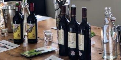 Wine & Beer Tasting w/ Food Pairing