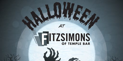 Fitzsimons Halloween Party 2019