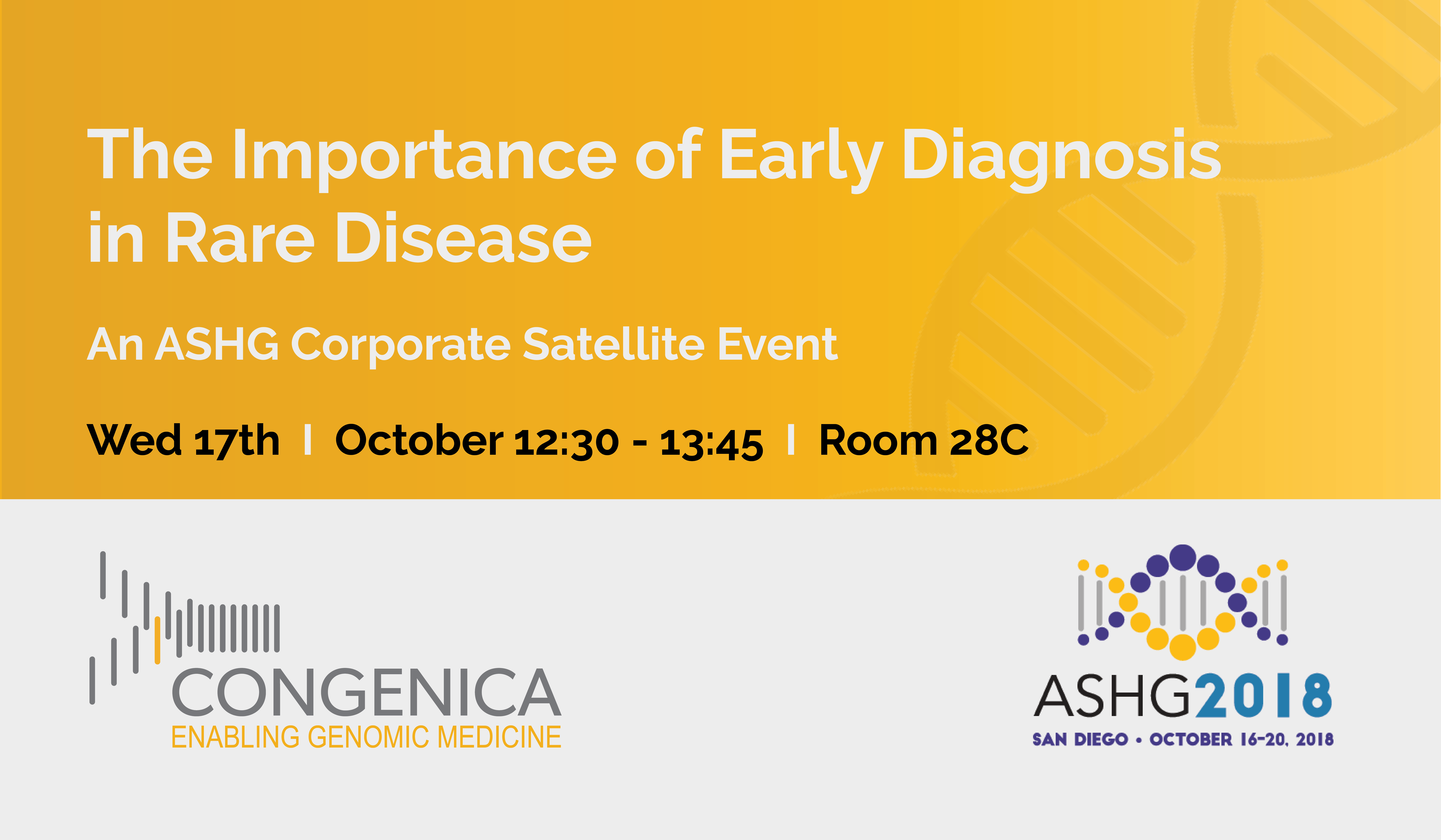The Importance of Early Diagnosis in Rare Dis