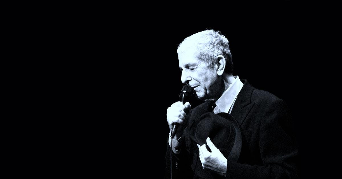 San Francisco Leonard Cohen Festival with Conspiracy of Beards & Friends