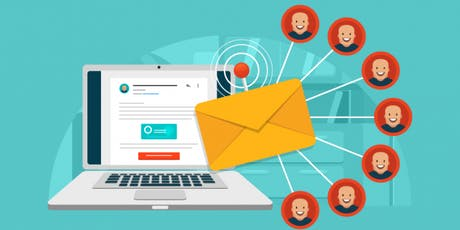 E-mail Marketing Workshop - Sending Unlimited E-mails & Using E-mail For Strategic Sales & Growth tickets