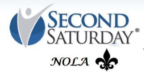NOLA Second Saturday Workshop tickets