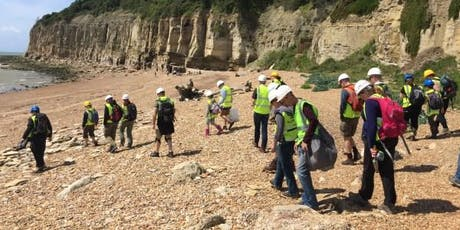 Pett Level (Hastings), Sussex - GEOLOGICAL AND FOSSIL FIELD TRIP tickets