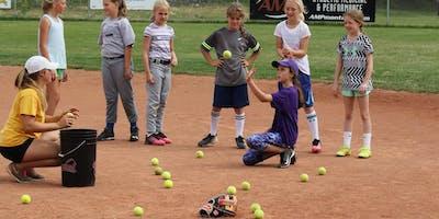 Softball Skills Camp Session 2: Jan 26, 2019 - Apr 6, 2019