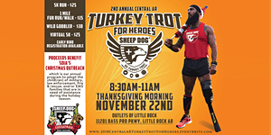 2018 Central AR Turkey Trot For Heroes