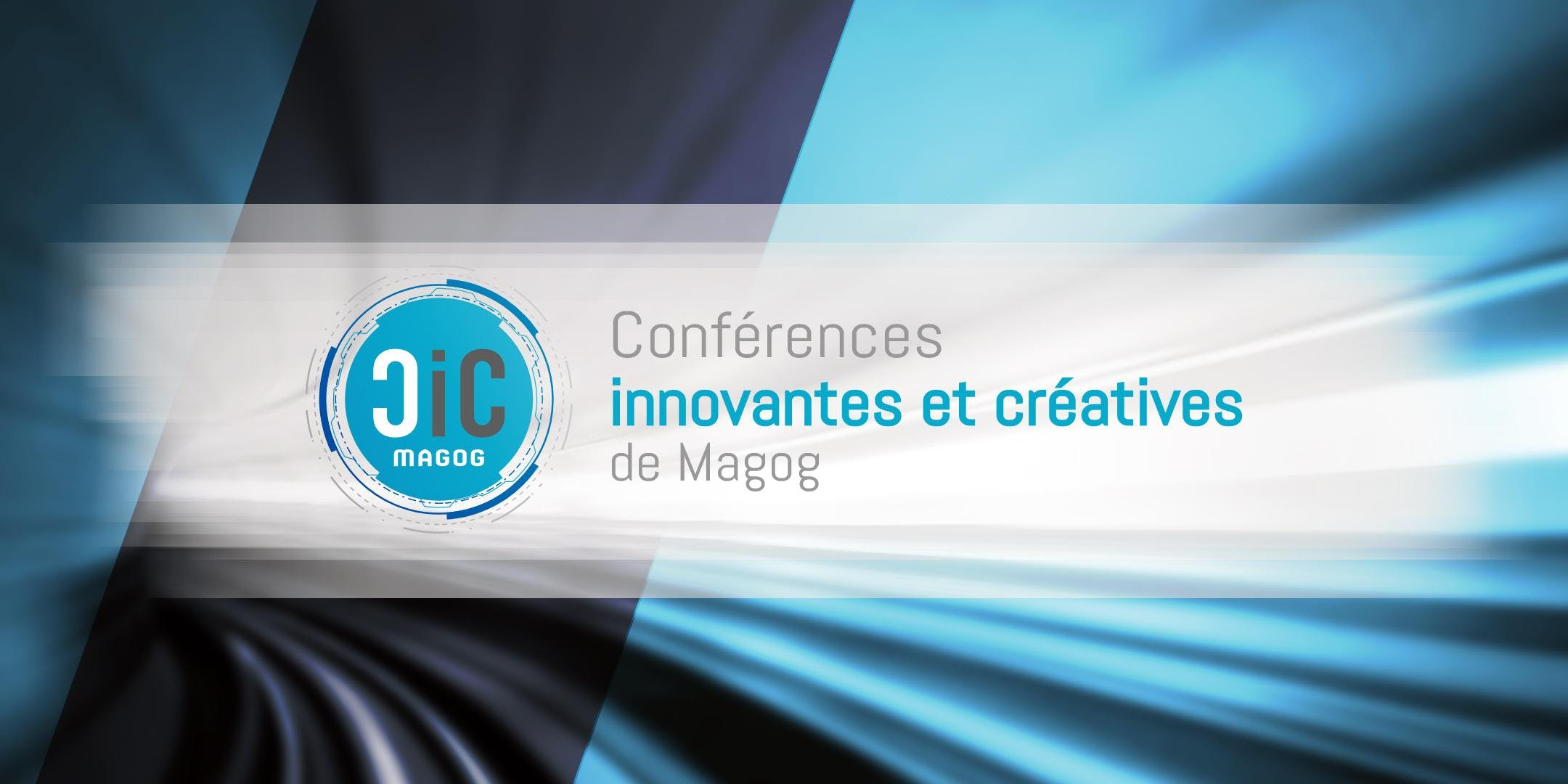 Conférences innovantes & créatives de Magog
