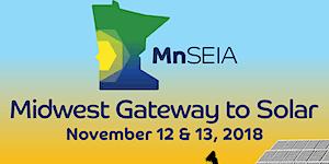MnSEIA Midwest Gateway to Solar 2018
