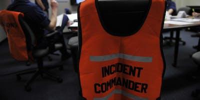 Del E Webb - Banner Health EM - HIMT Institute (Incident Commander)
