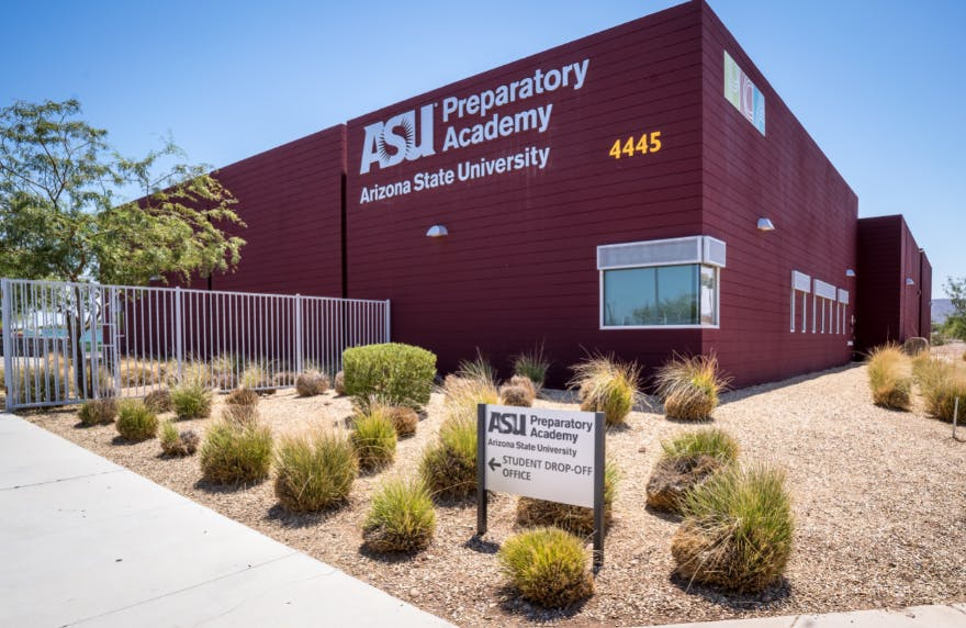ASU Prep South Phoenix PCA Open House